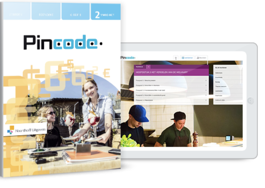 Pincode - 6e editie