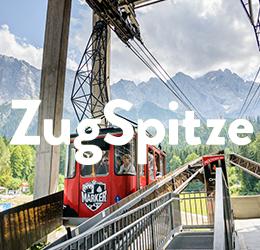 ZugSpitze - LRN-line