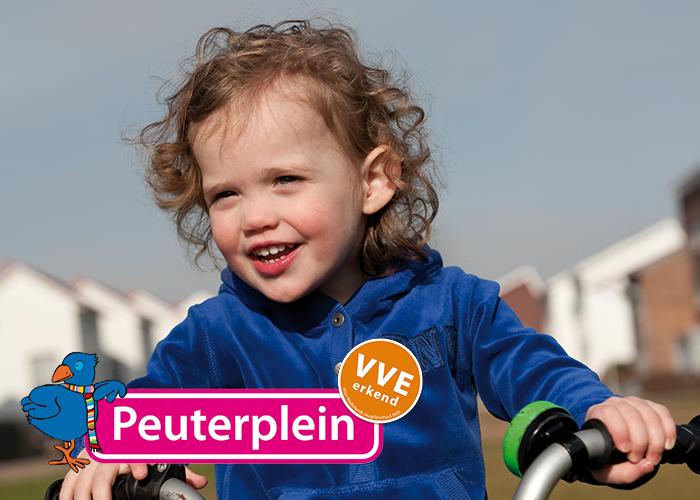 Peuterplein - voor kinderdagverblijven en peuterspeelzalen