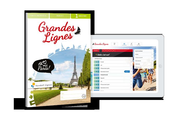 Grandes Lignes - 6e editie