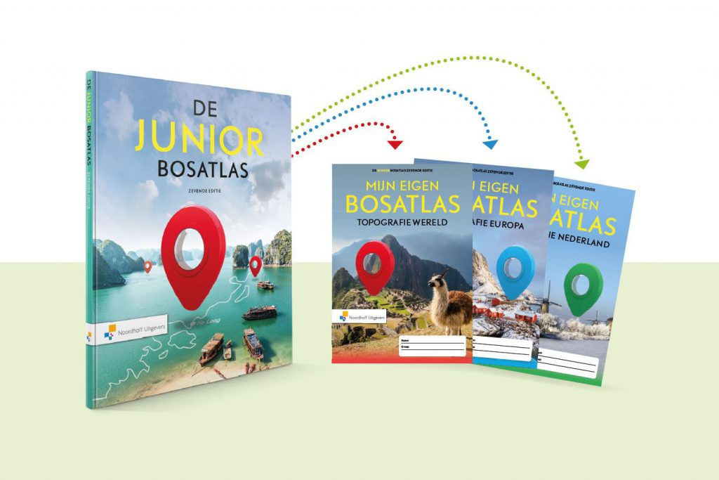 De Junior Bosatlas 7e editie