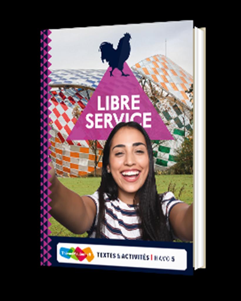 Libre Service - 4e editie
