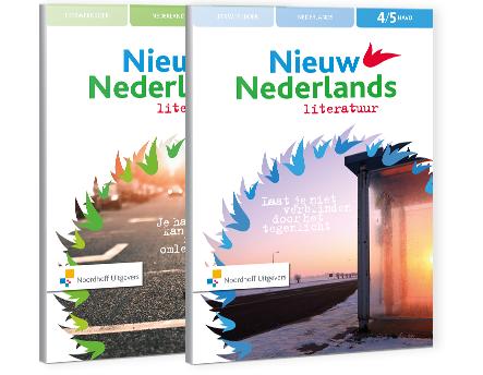 Nieuw Nederlands - Literatuur