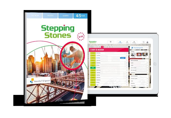 Stepping Stones - 6e editie
