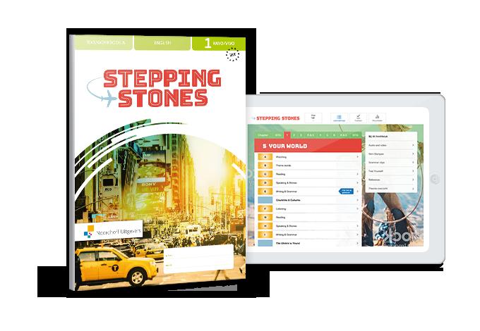 Stepping Stones - 7e editie