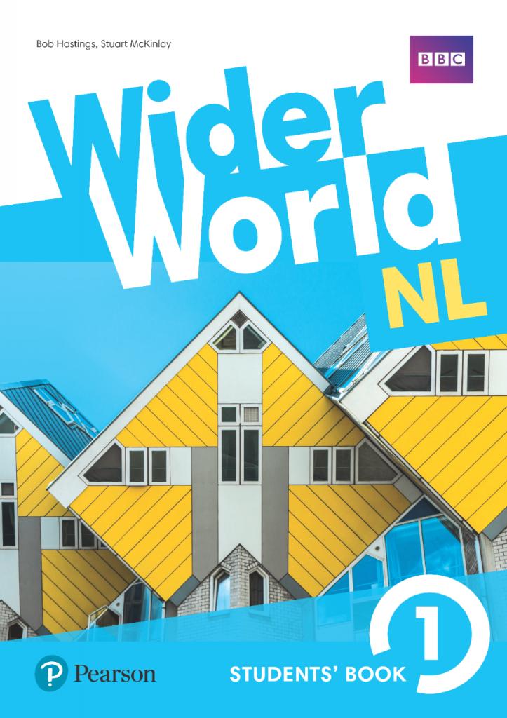 Wider World NL - ontwikkeld voor Nederlandstalige leerlingen